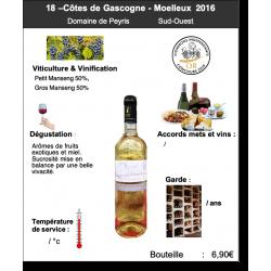 18 - Côtes de Gascogne...