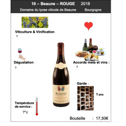 10 - Beaune Rouge